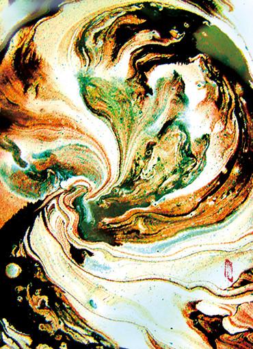 慈向群油画作品 《太极祥和》 规格:150cmX100cm.jpg