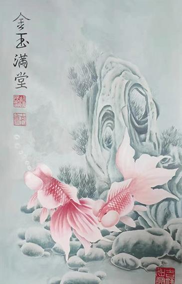 胡国民作品5《金玉满堂》.jpg